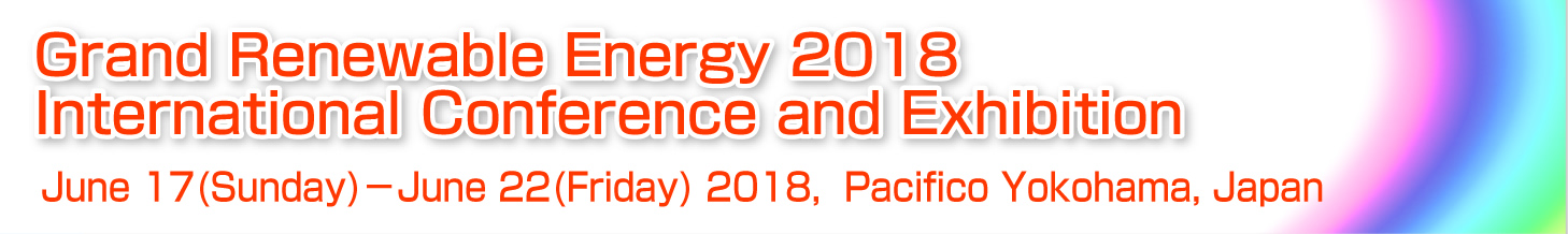 Grand Renewable Energy 2018